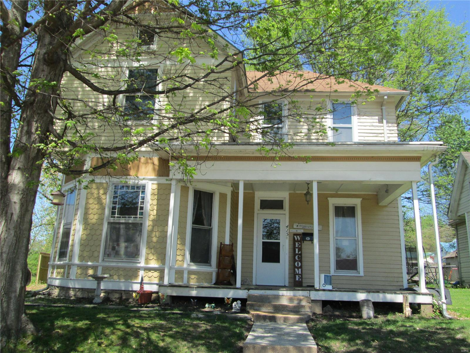 415 Noyes St Property Photo - Louisiana, MO real estate listing