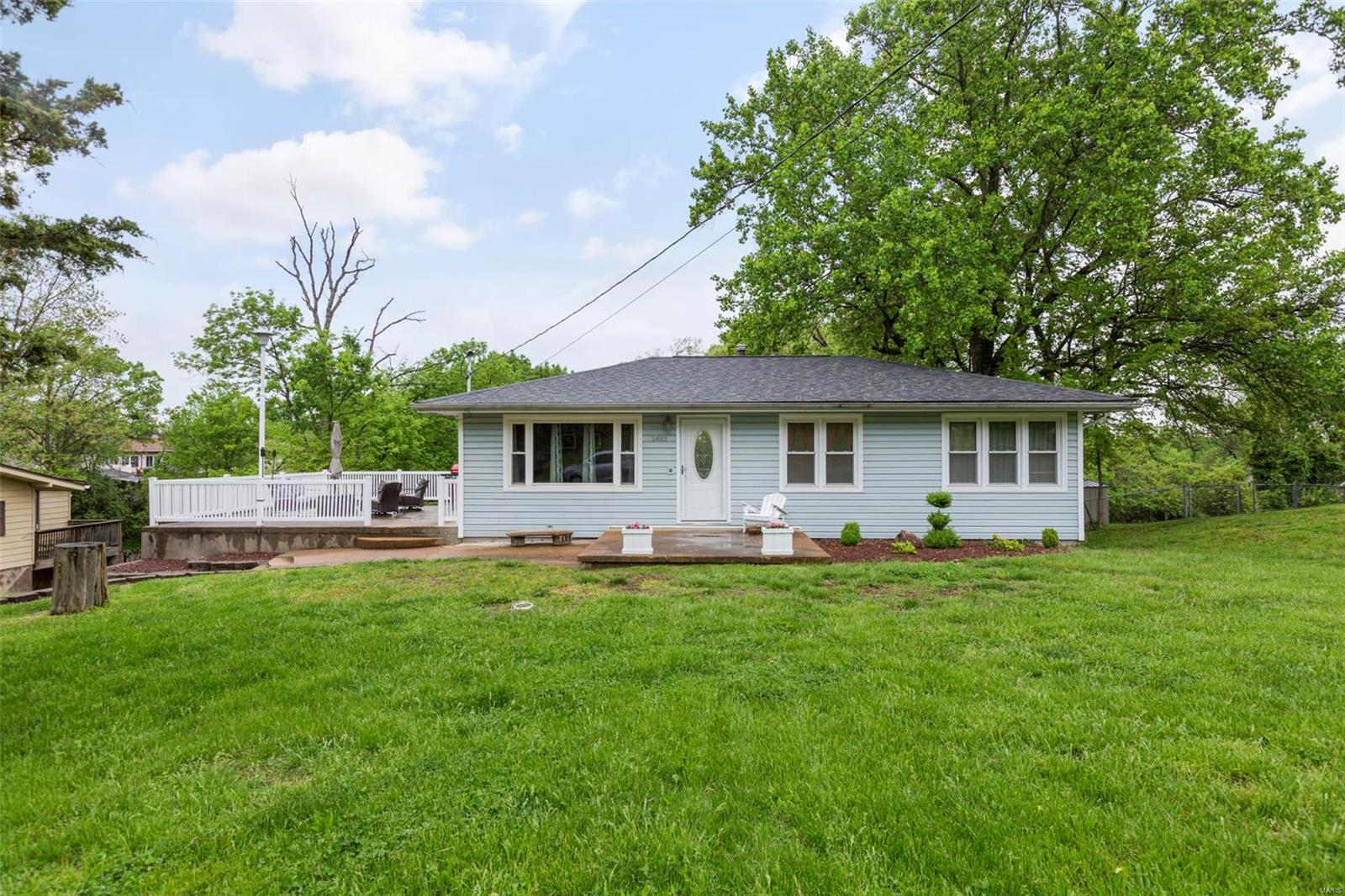 1483 Esther Property Photo - Arnold, MO real estate listing
