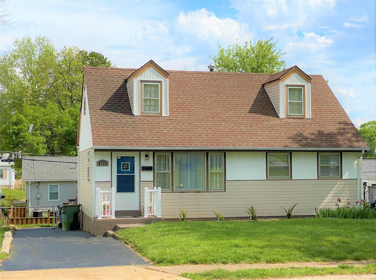 10215 Baltimore Avenue Property Photo - St Ann, MO real estate listing