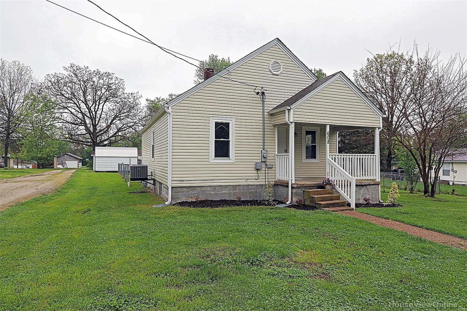 608 Sloan Property Photo - Bismarck, MO real estate listing