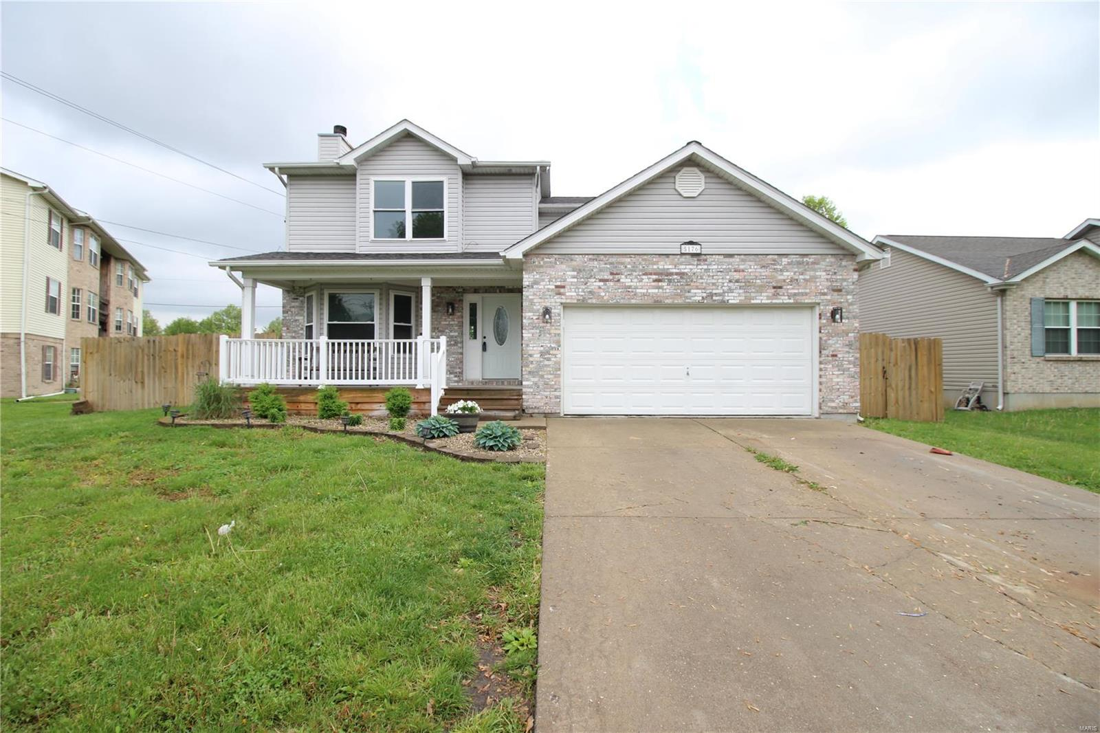 5176 Whitsell Way Property Photo - Granite City, IL real estate listing