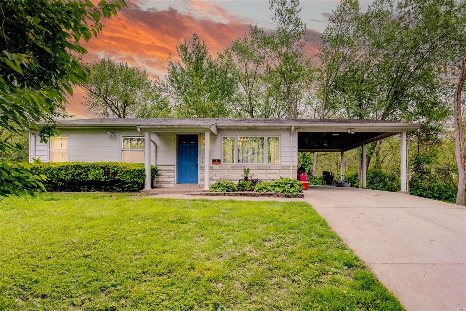 10076 Balboa Property Photo - St Louis, MO real estate listing
