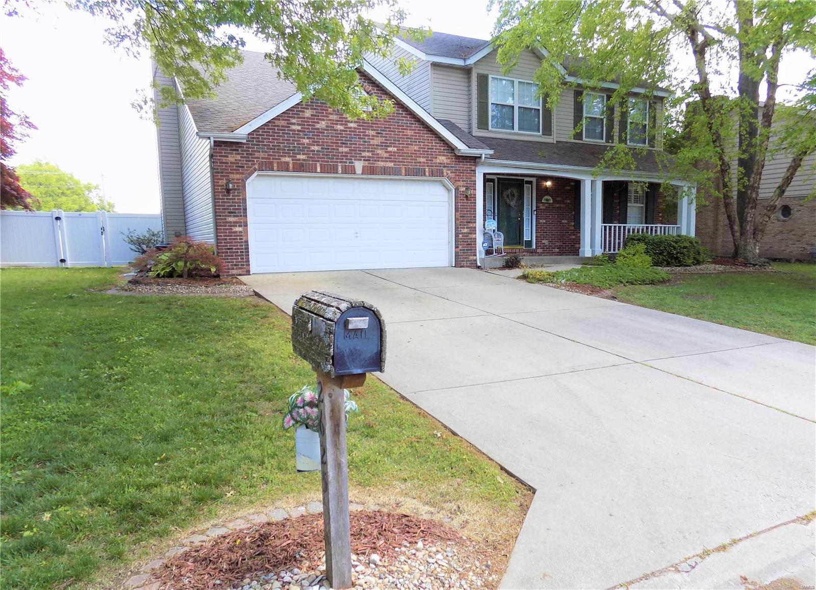 2625 WESTMORELAND Drive Property Photo - Granite City, IL real estate listing