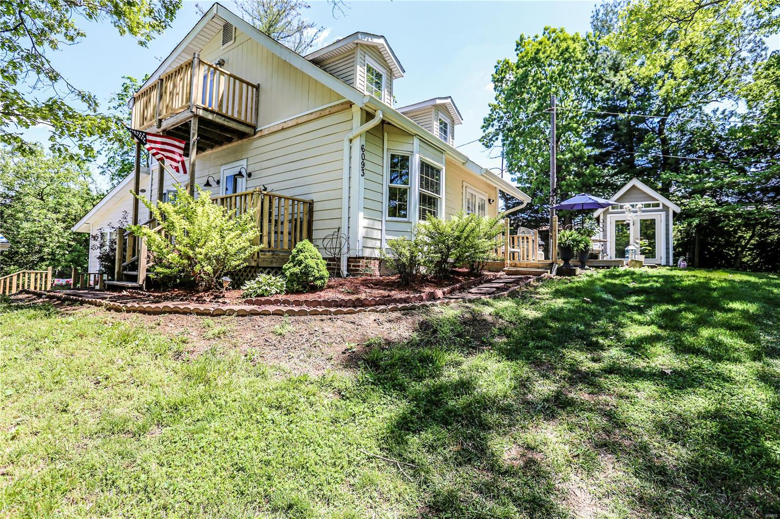6093 Franks Road Property Photo - Byrnes Mill, MO real estate listing