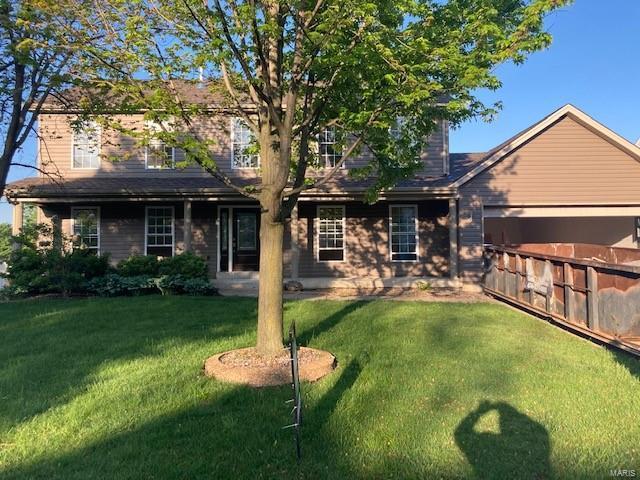 134 Glenallen Drive Property Photo - Cottleville, MO real estate listing