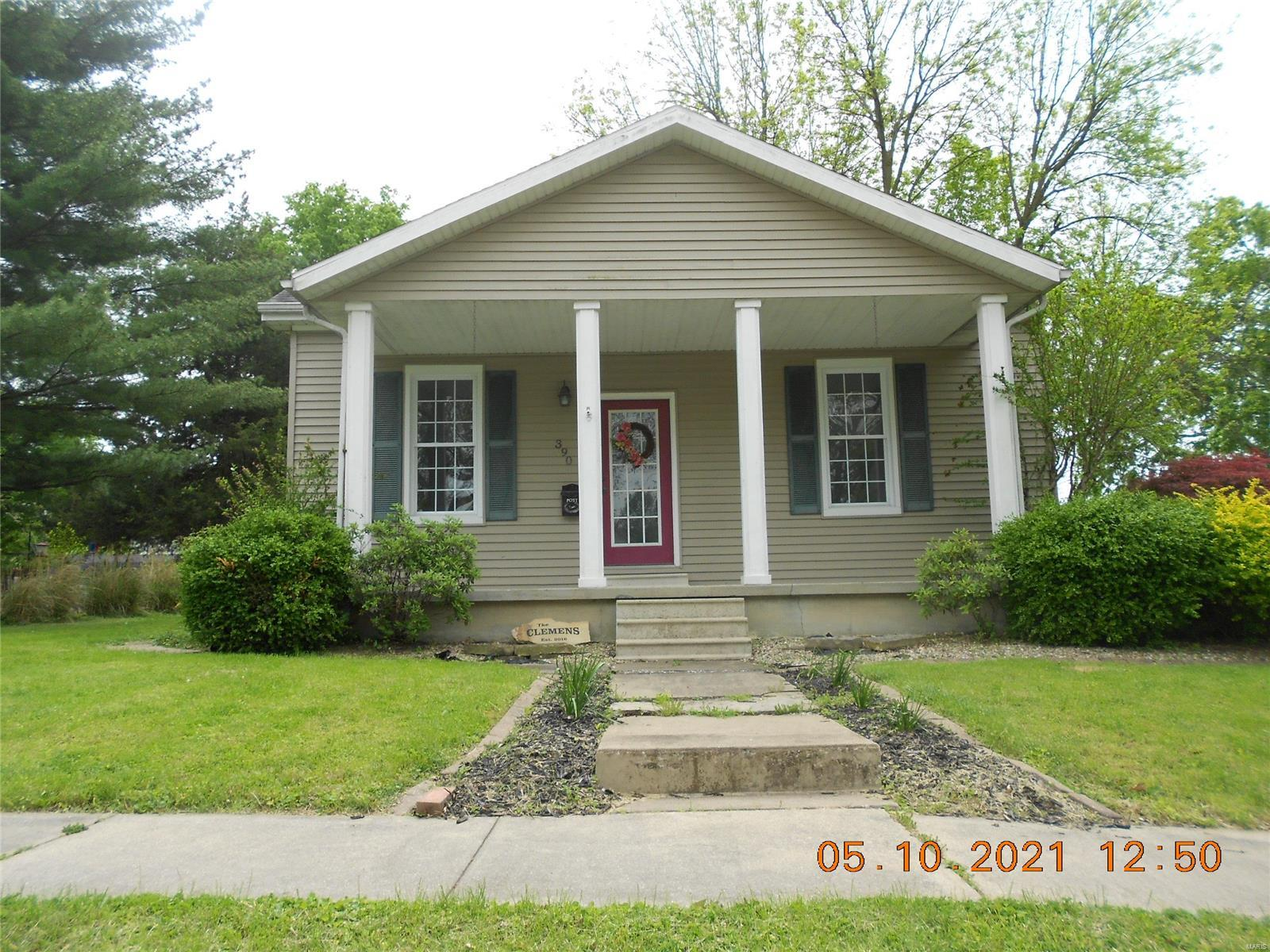 390 Fairfax Street Property Photo - Carlyle, IL real estate listing