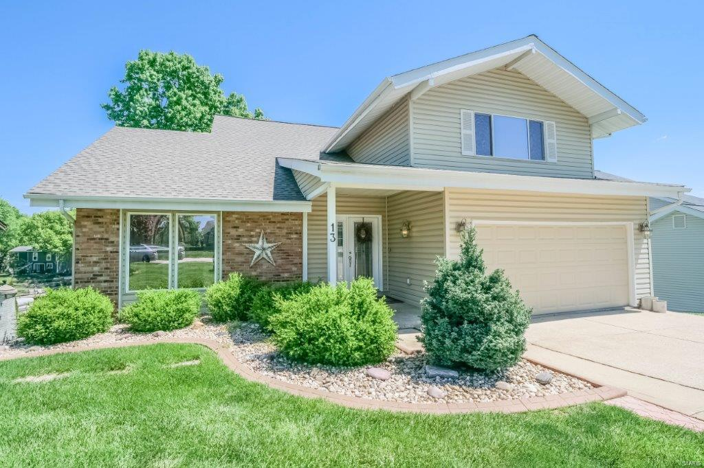 13 Harbor Point Court Property Photo - Lake St Louis, MO real estate listing
