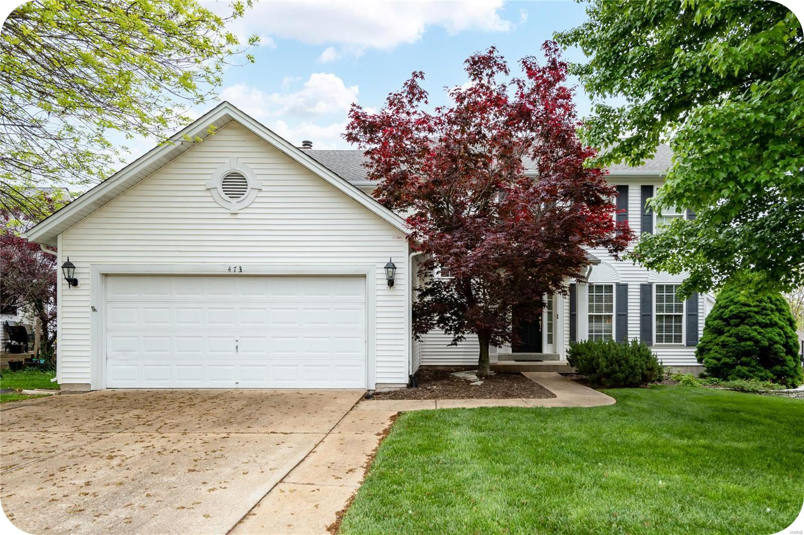 473 Bethany Court Property Photo - Valley Park, MO real estate listing