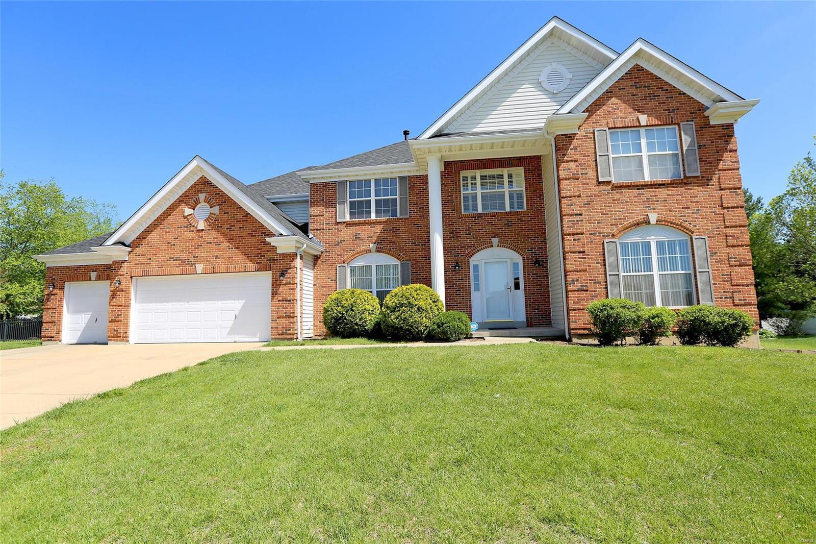 10 Ashton Oak Court Property Photo - Florissant, MO real estate listing