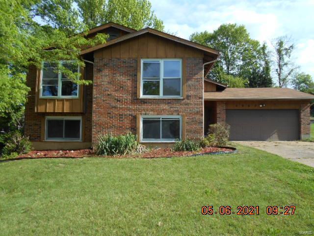 4969 MARNE Drive Property Photo - Black Jack, MO real estate listing