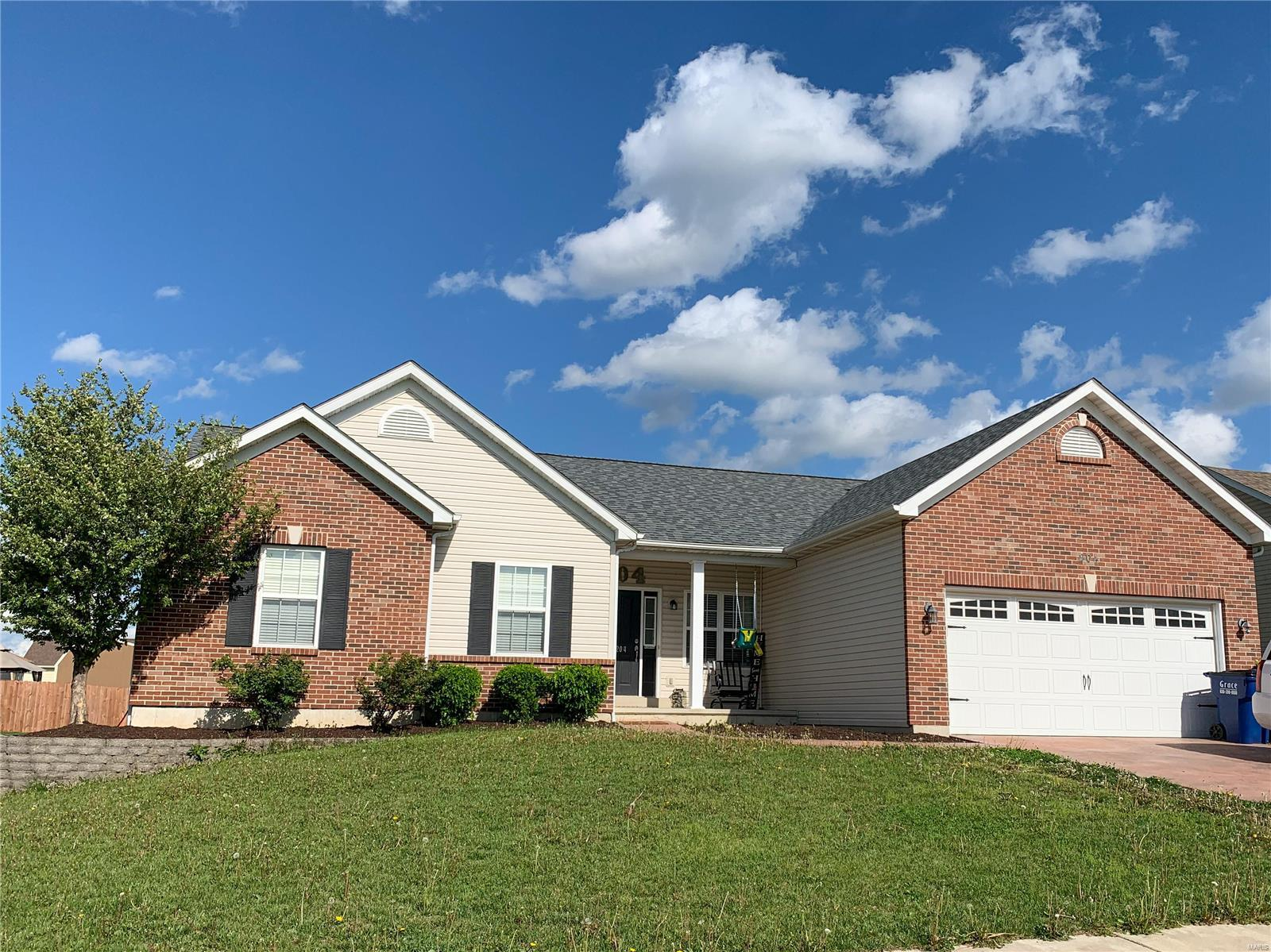 204 Stephen Trail Property Photo - Wright City, MO real estate listing