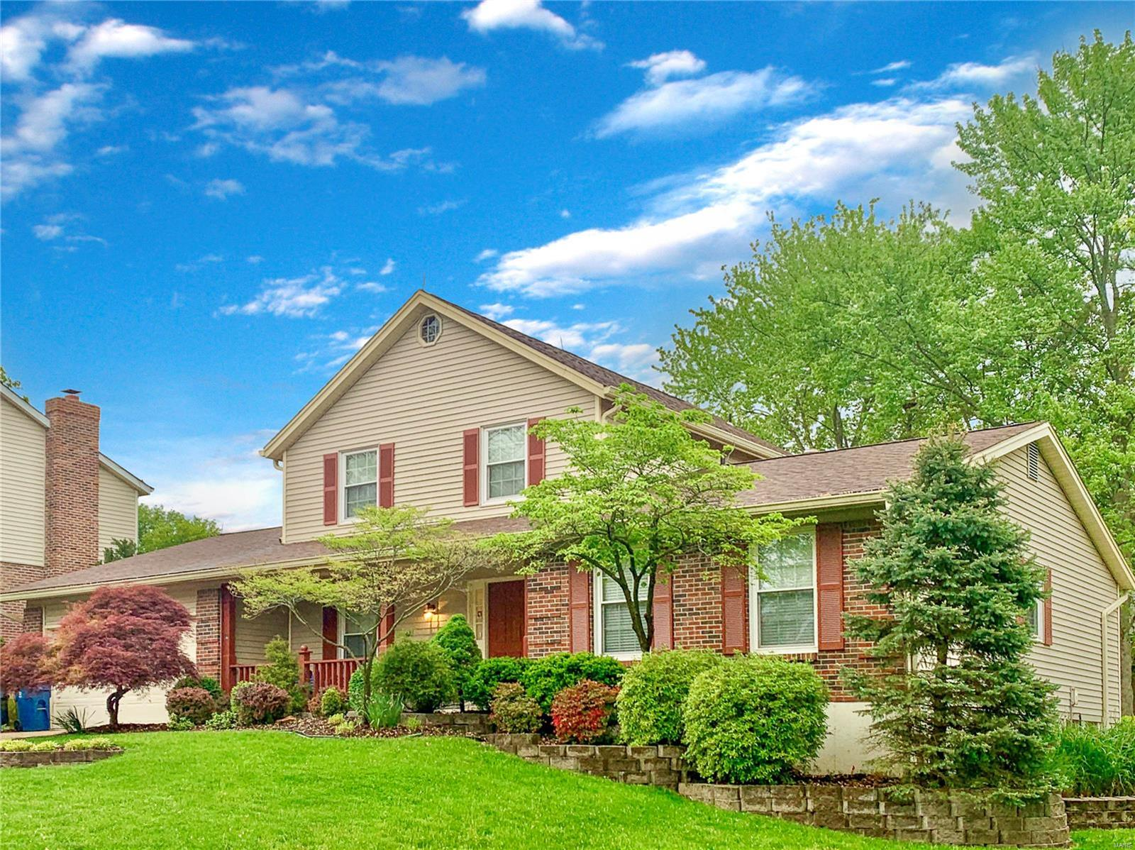 15532 Easy Ridge Court Property Photo - Chesterfield, MO real estate listing
