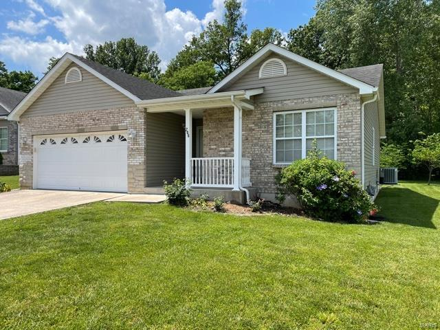 206 Victoria Drive Property Photo - Troy, MO real estate listing