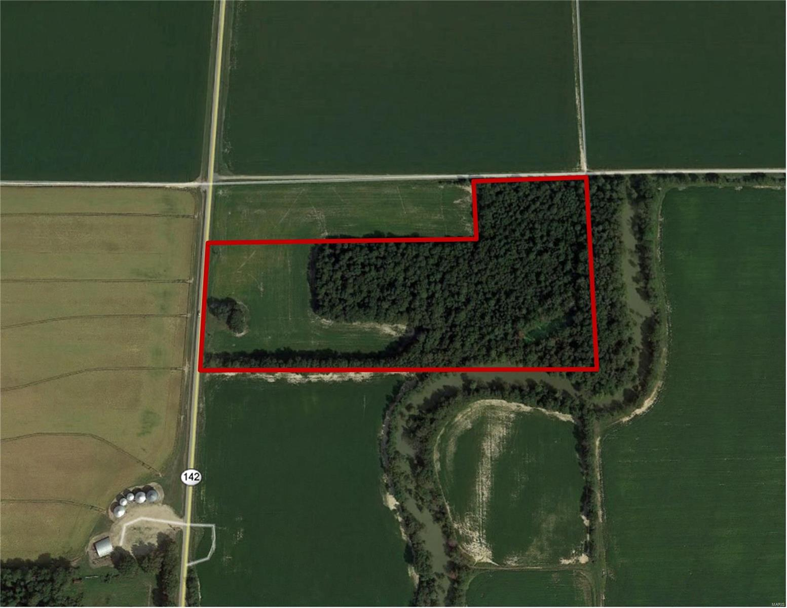0 Hwy 142 Property Photo - Neelyville, MO real estate listing