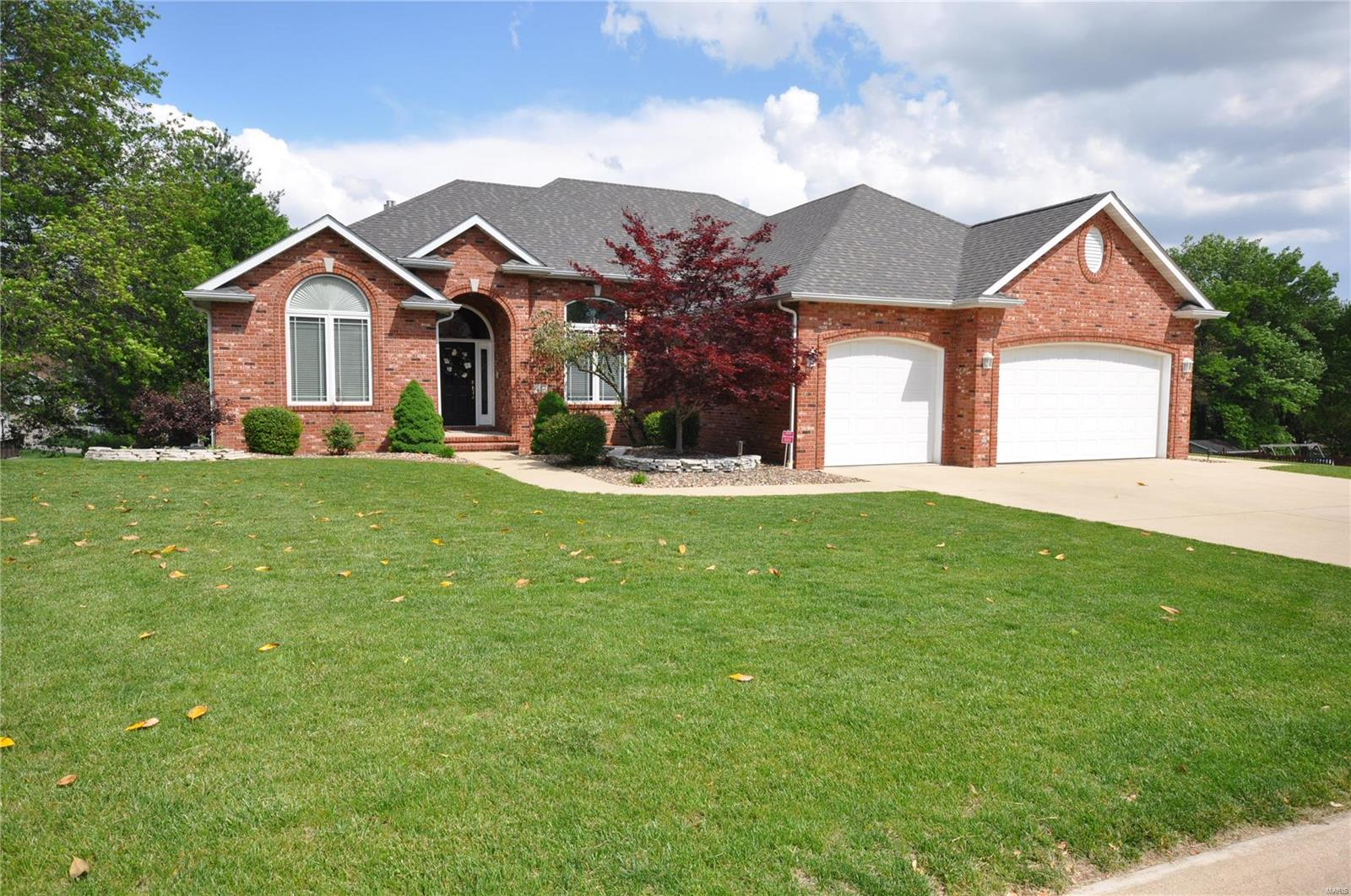 3 Grandbrook Drive Property Photo - Collinsville, IL real estate listing