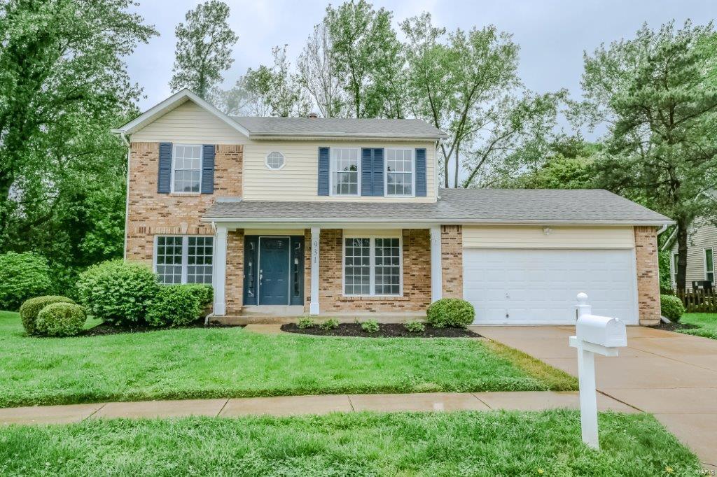931 Keeneland Property Photo - Florissant, MO real estate listing