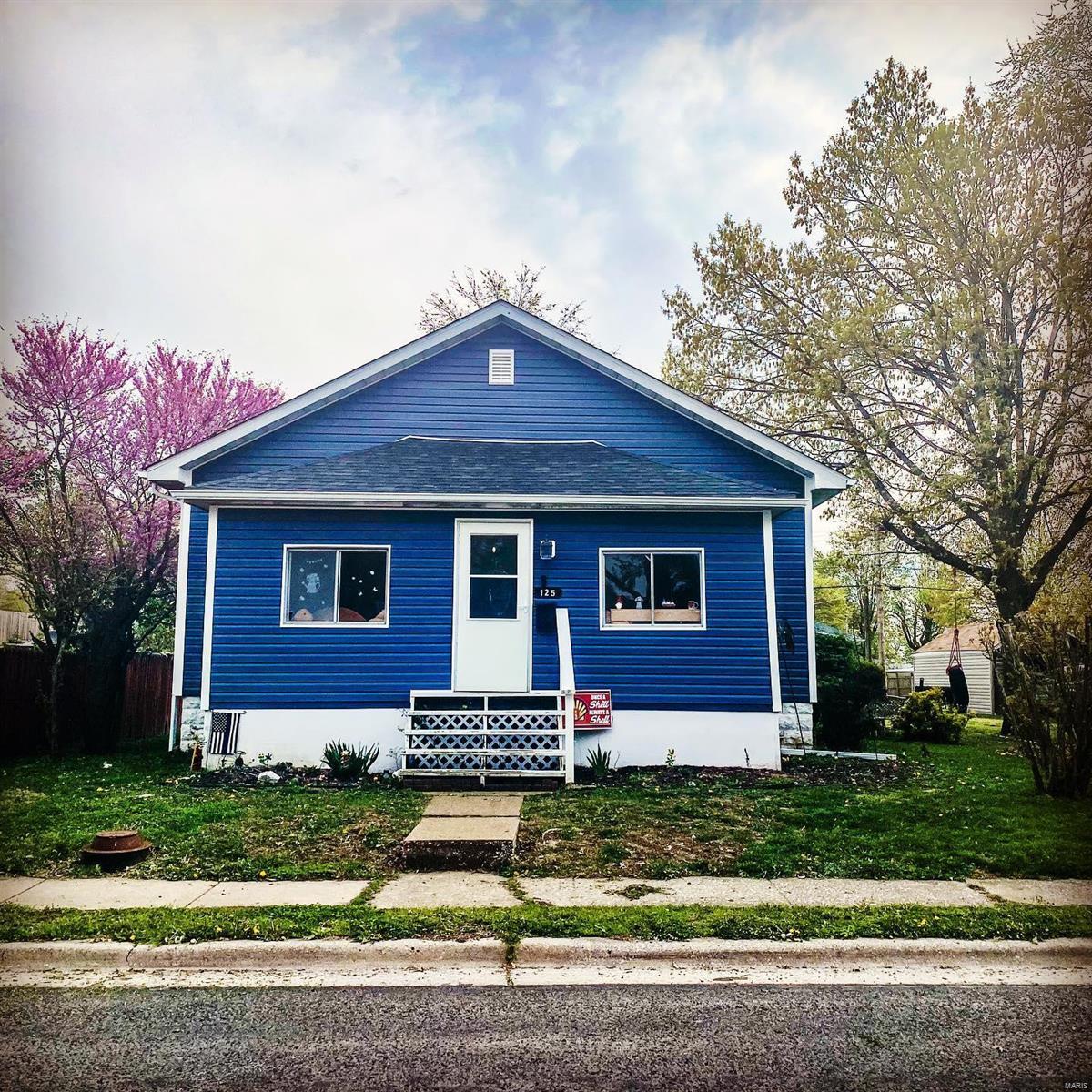 125 E 4th Street Property Photo - Roxana, IL real estate listing