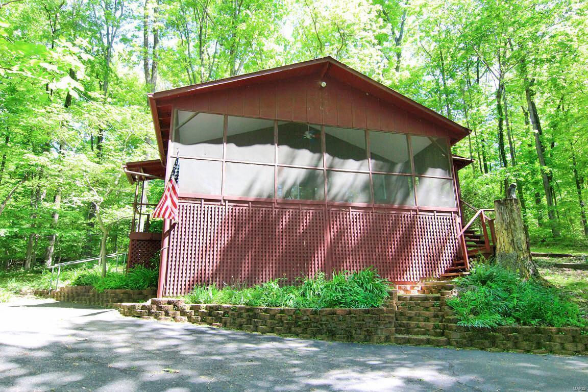 155 Lake Cedar Road Property Photo - Burfordville, MO real estate listing