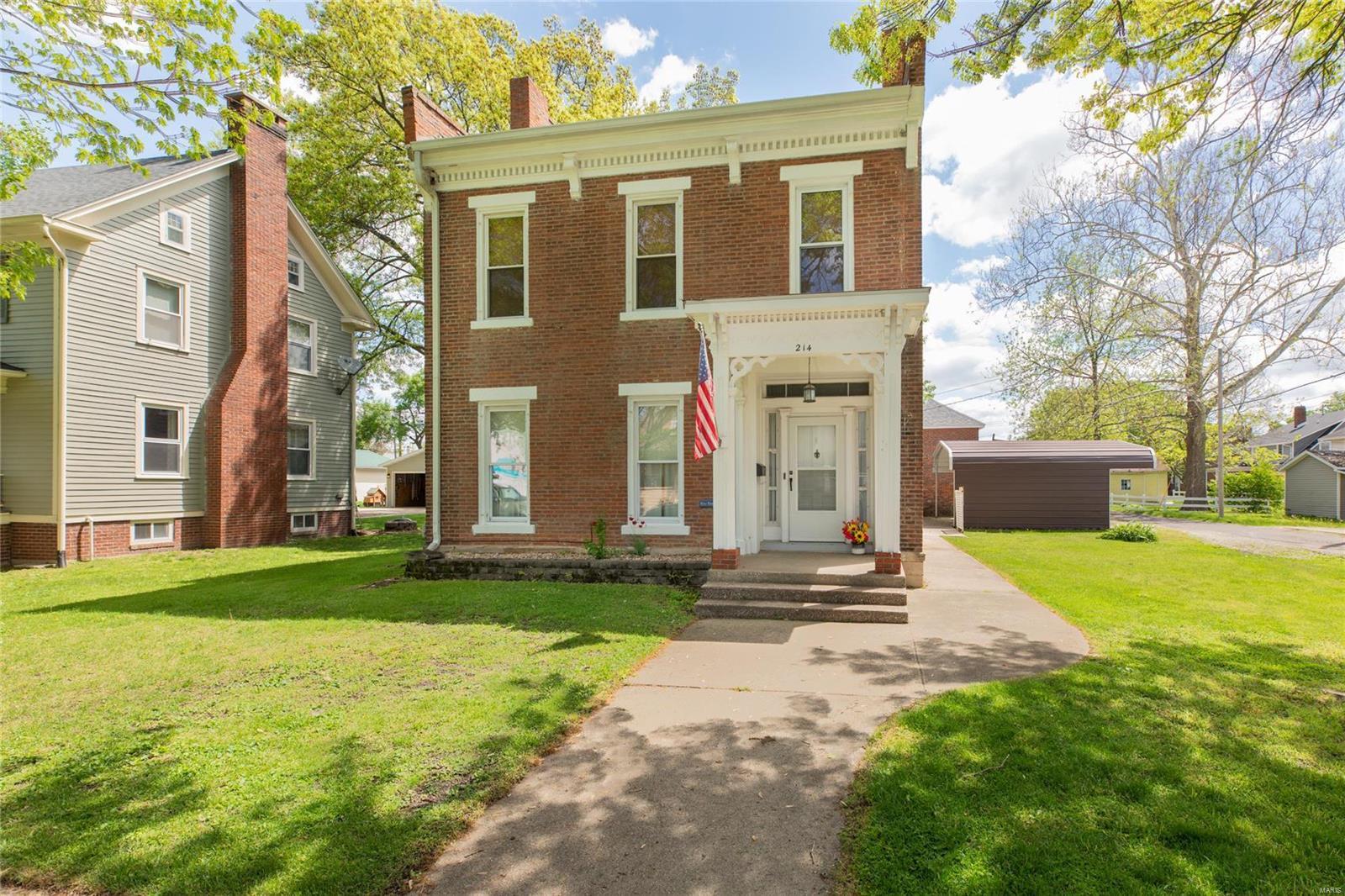 214 Fourth Street Property Photo - Carrollton, IL real estate listing