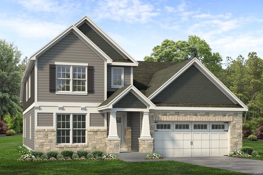 602 Connie Lane Property Photo - Ballwin, MO real estate listing