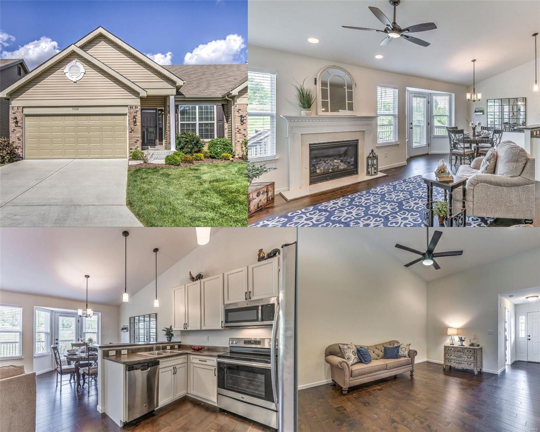 5388 Trailhead Court Property Photo - Eureka, MO real estate listing