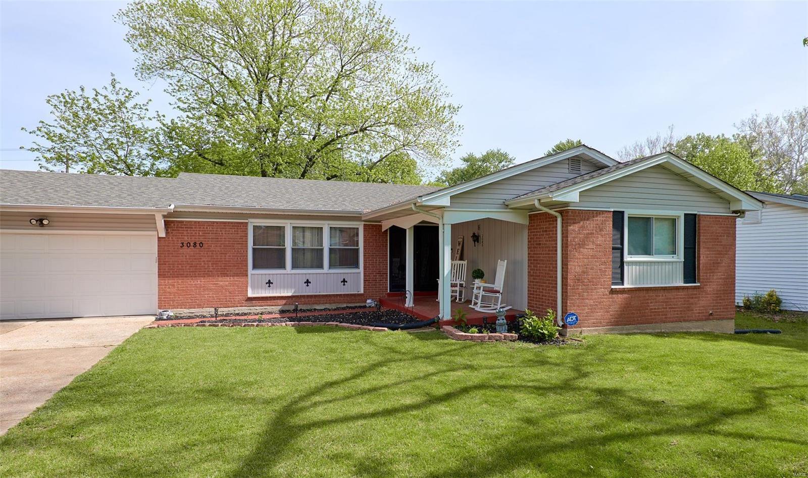 3080 Churchill Drive Property Photo - Florissant, MO real estate listing