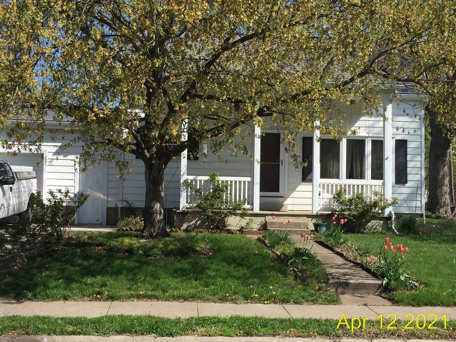 113 E Hill Street Property Photo - Freeburg, IL real estate listing
