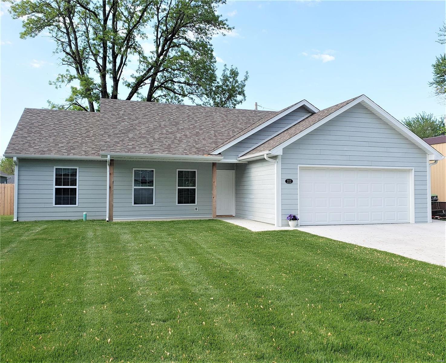 212 Alco Property Photo - Centralia, MO real estate listing