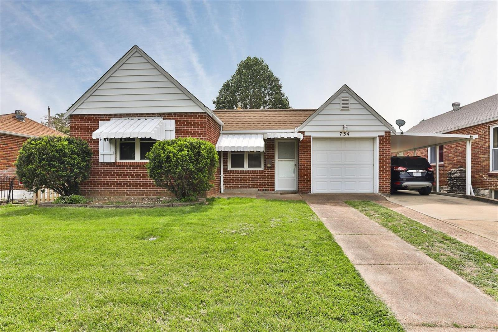 734 Avenue H Property Photo - St Louis, MO real estate listing