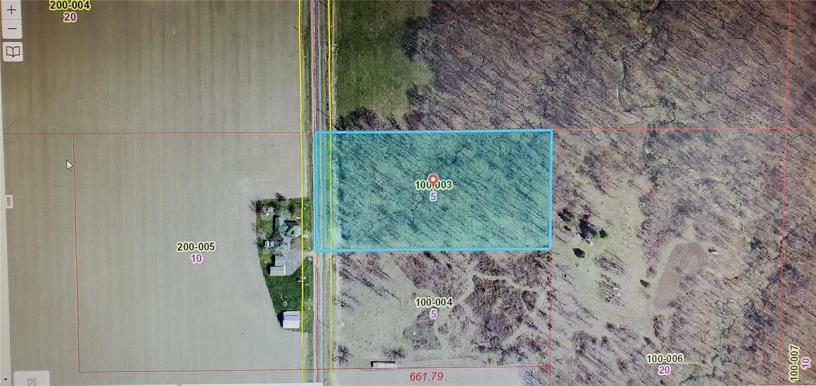 0 N 2100E Property Photo - St Elmo, IL real estate listing