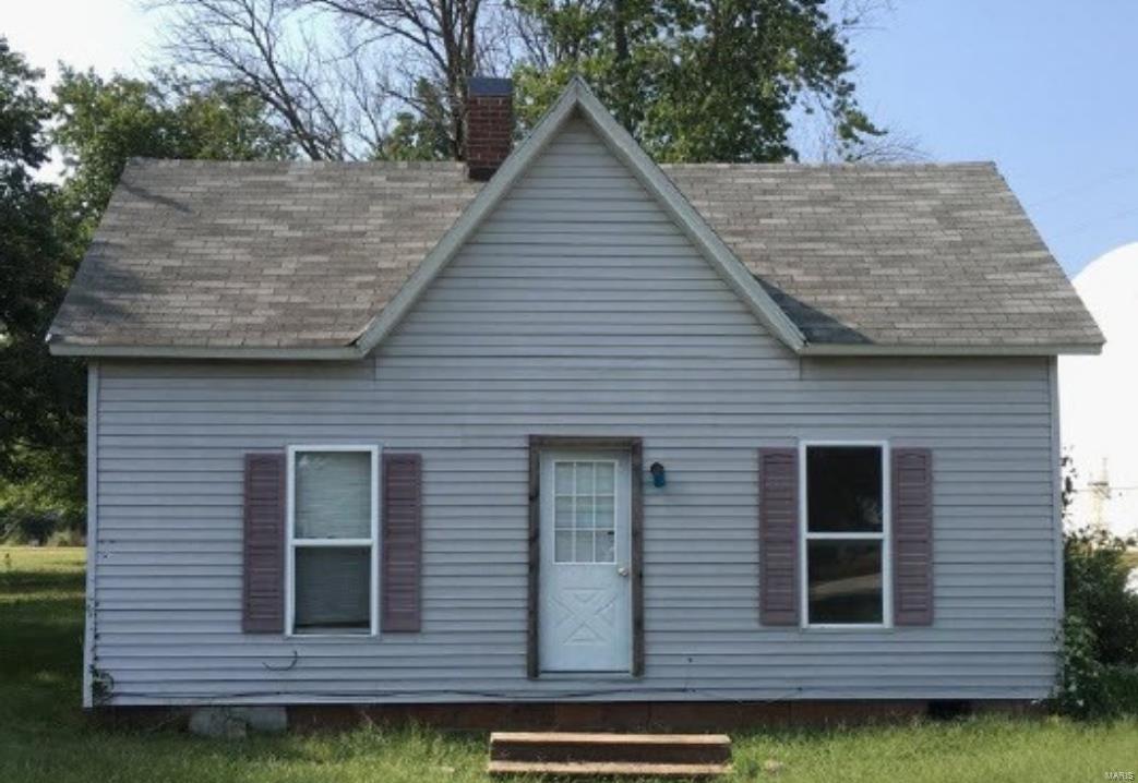 311 E Washington Avenue Property Photo - Farina, IL real estate listing