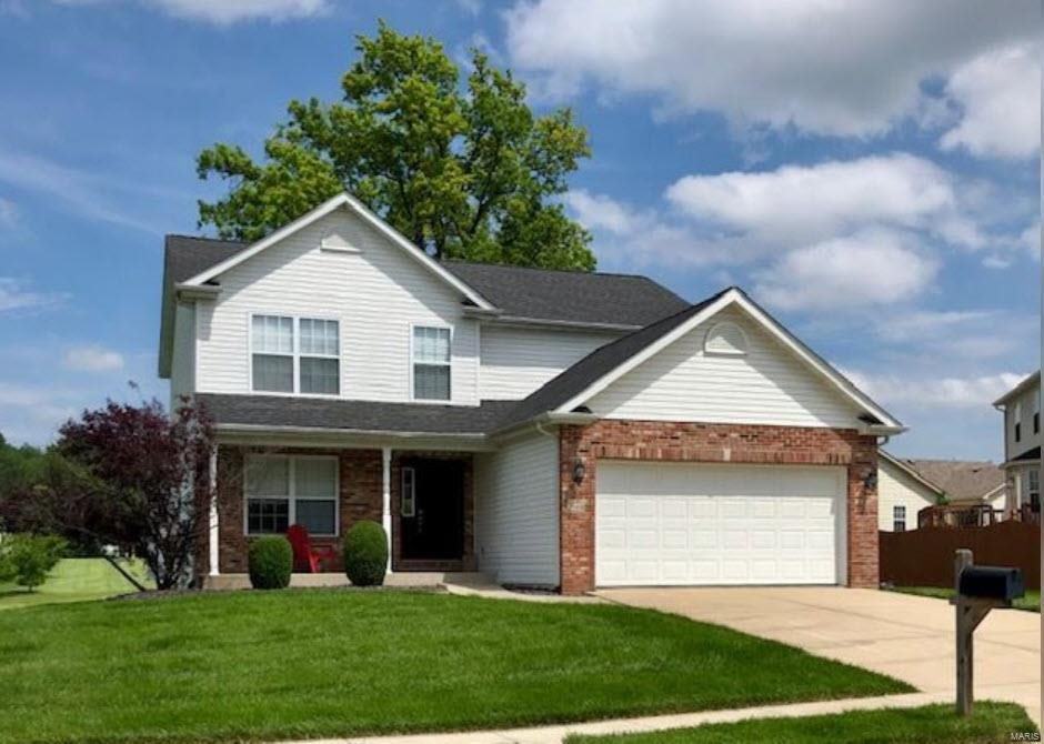 2508 GECKO Drive Property Photo - Maryville, IL real estate listing