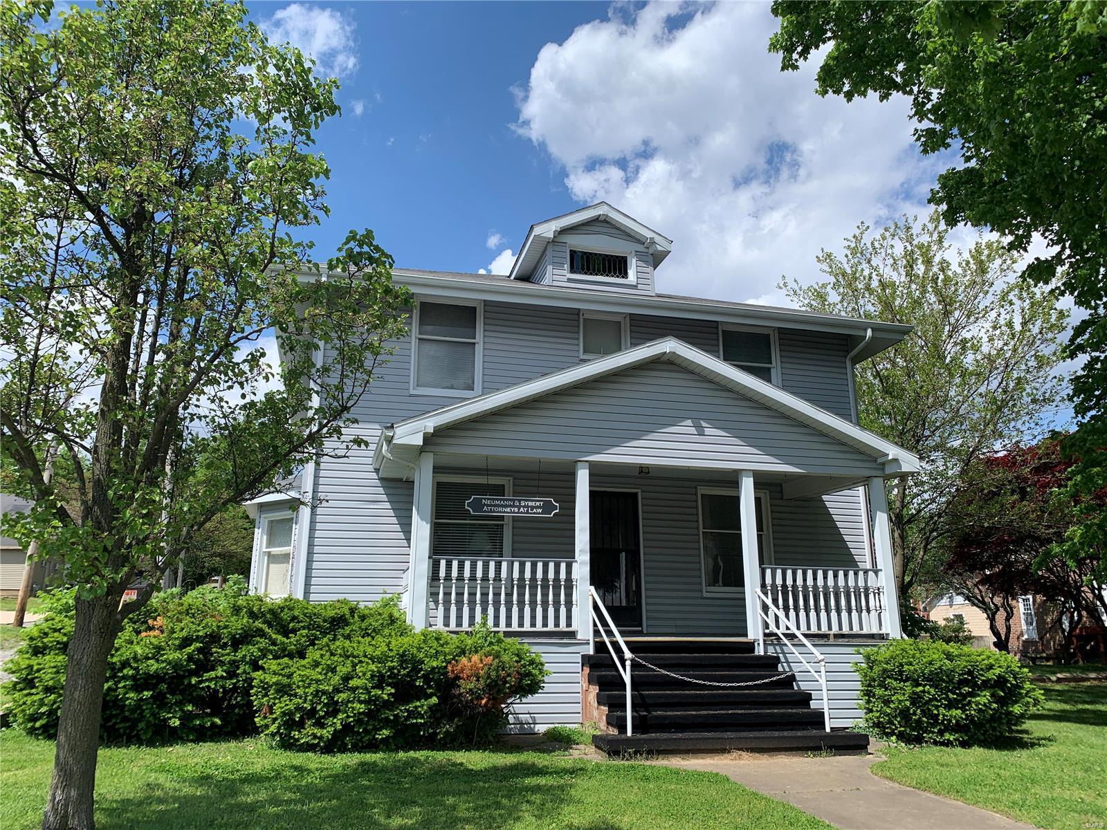 115 E College Property Photo - Greenville, IL real estate listing