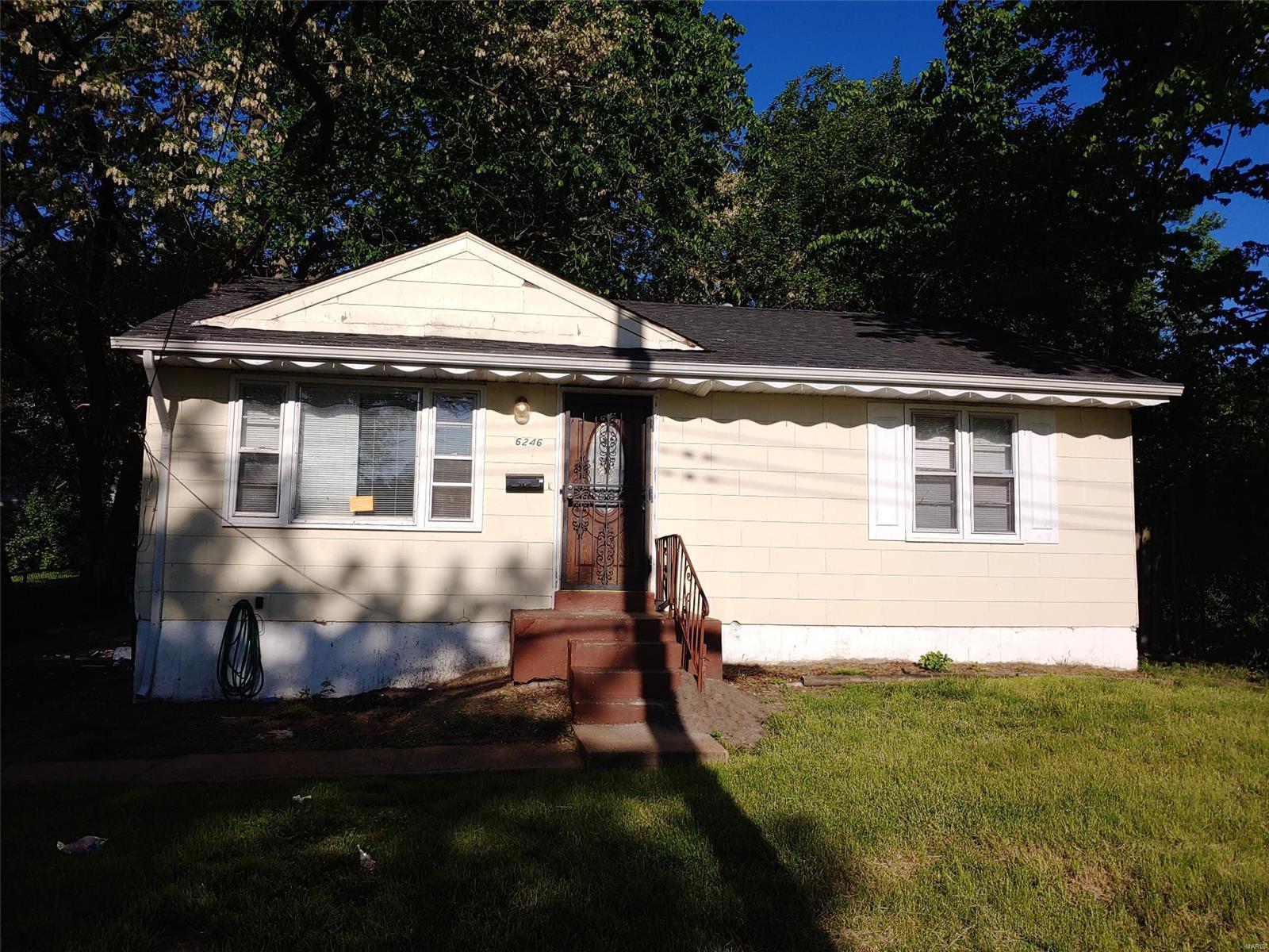 6246 Washington Avenue Property Photo - Berkeley, MO real estate listing