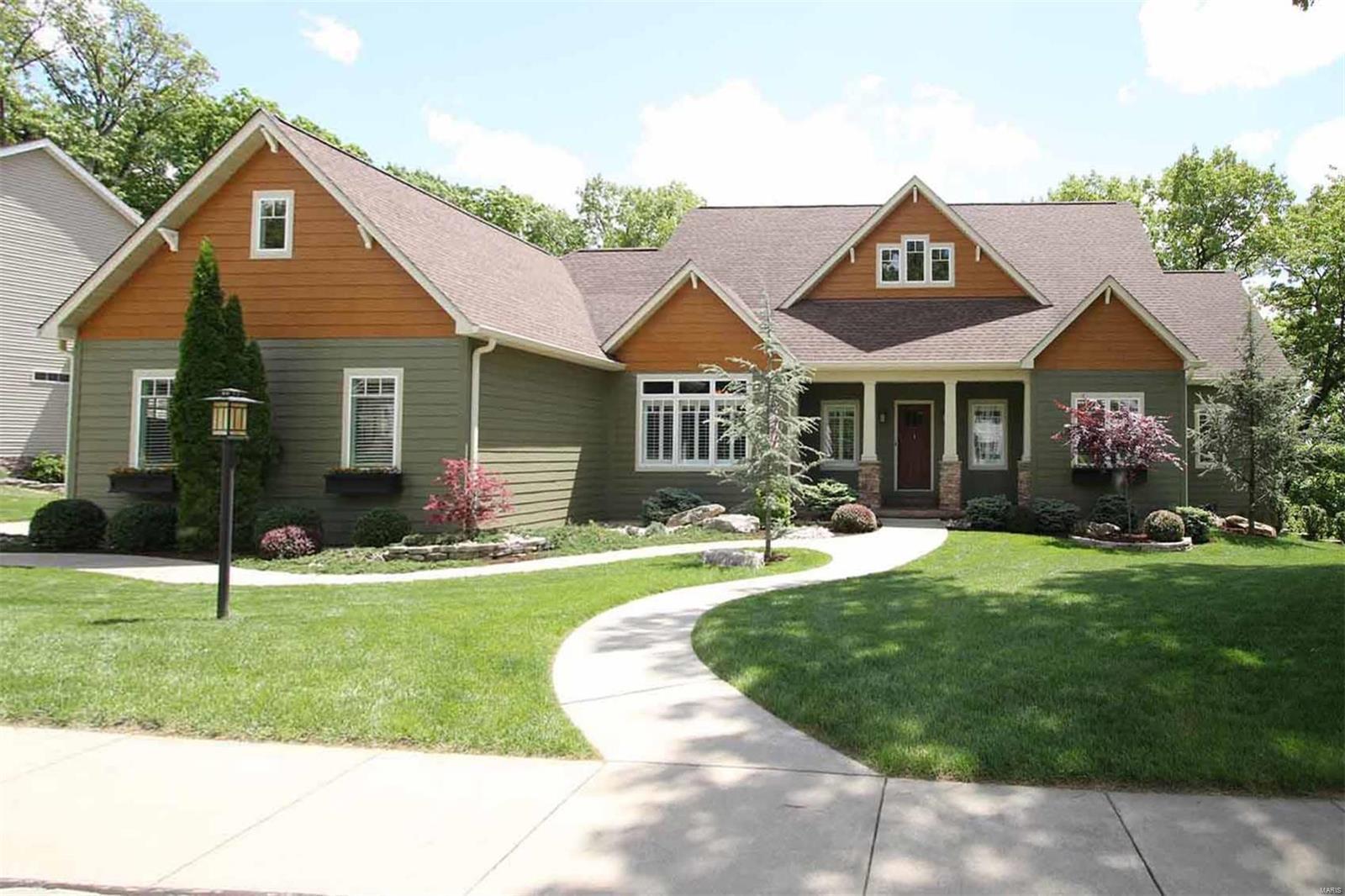 469 Grafton Hills Drive Property Photo - Grafton, IL real estate listing