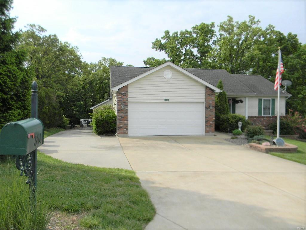 314 Christopher Place Property Photo - Union, MO real estate listing
