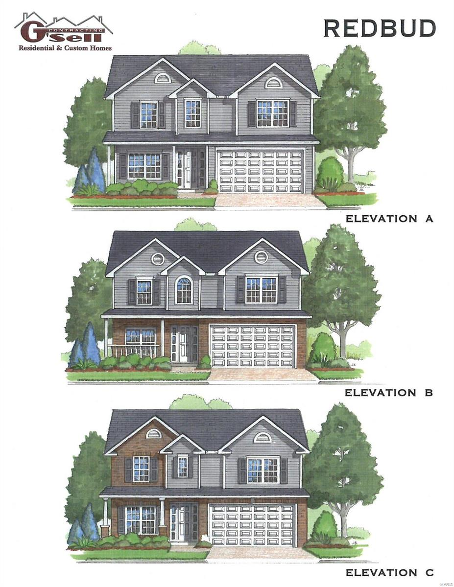 1812 Valley View Circle (LOT 40 BW) Property Photo - Festus, MO real estate listing