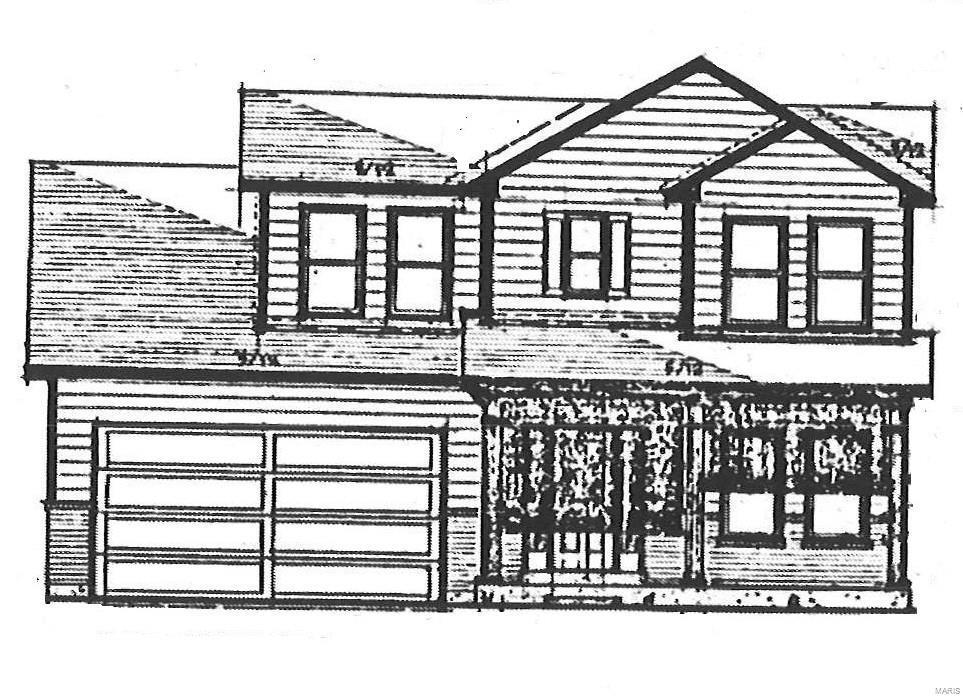 1148 Austin Drive Property Photo - Herculaneum, MO real estate listing