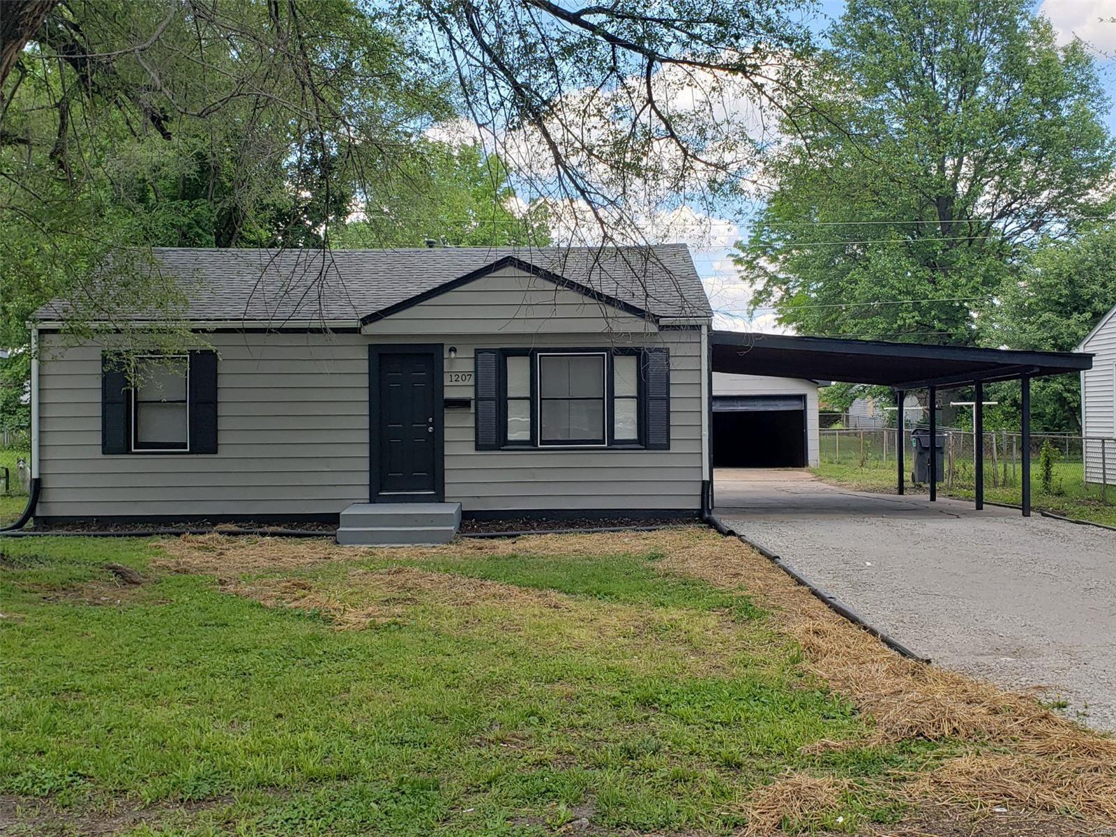 1207 Williams Property Photo - Cahokia, IL real estate listing