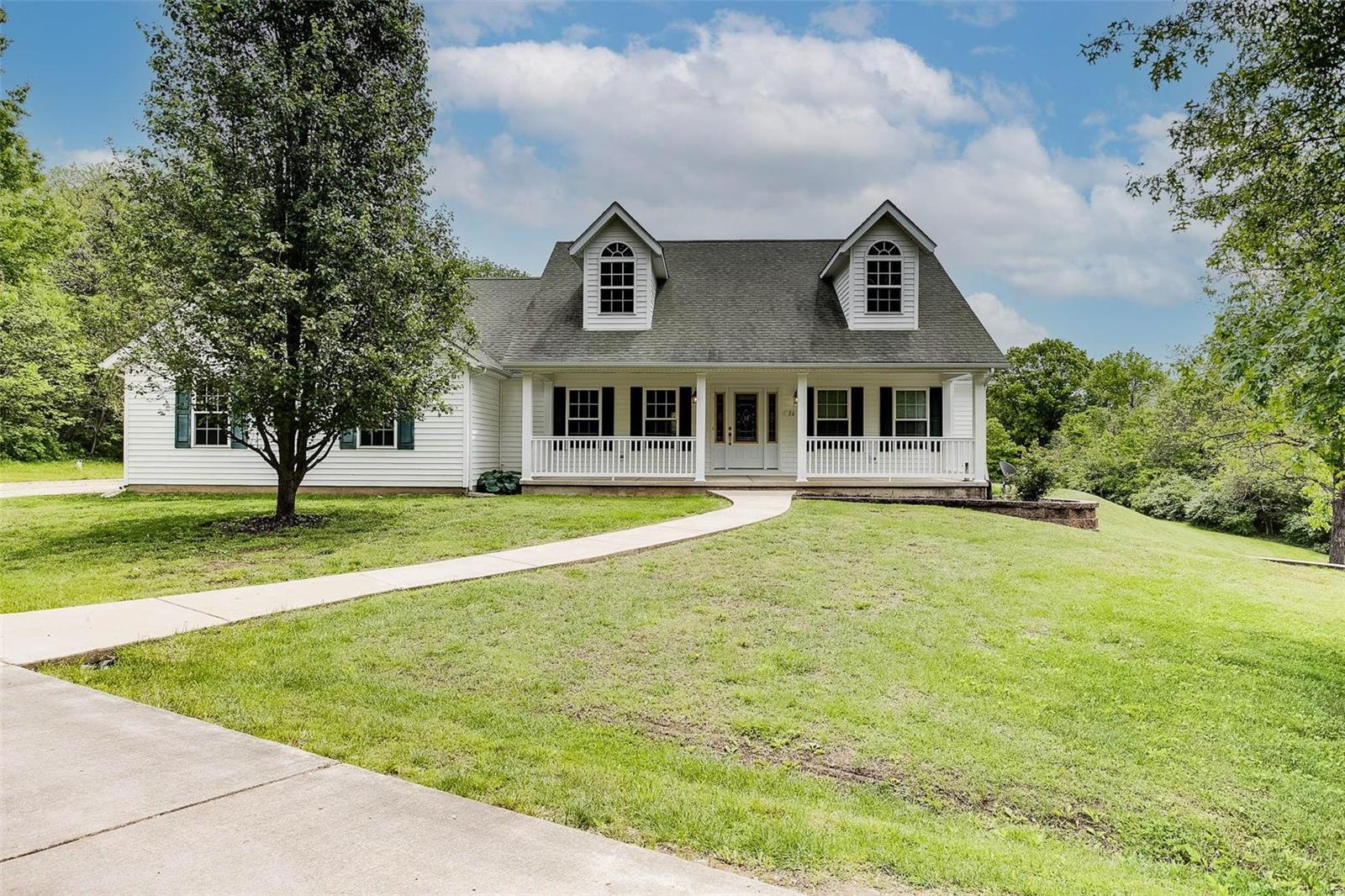 26 Daniels Hill Lane Property Photo - Eureka, MO real estate listing