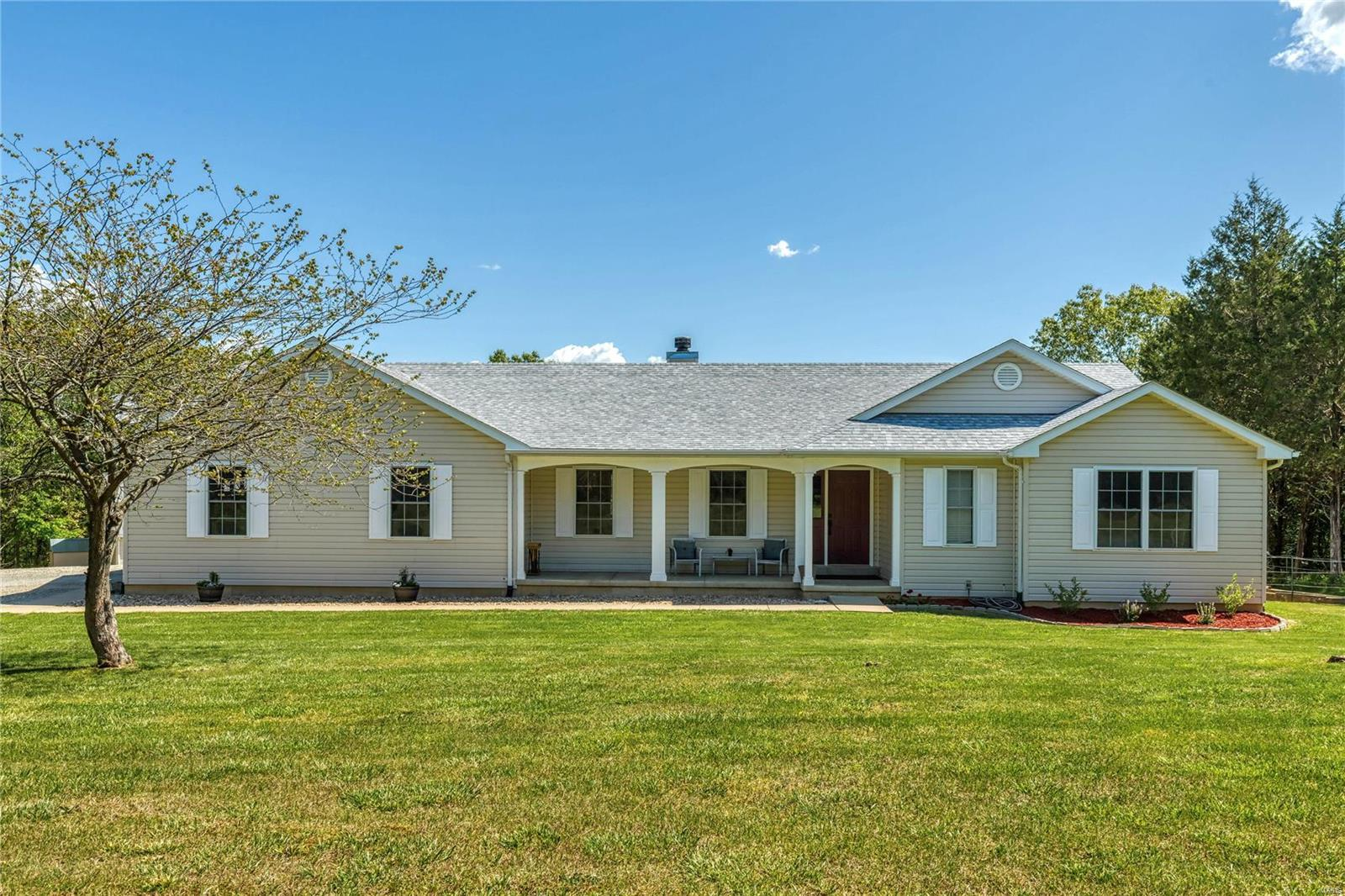 5989 State Road Y Property Photo - Hillsboro, MO real estate listing