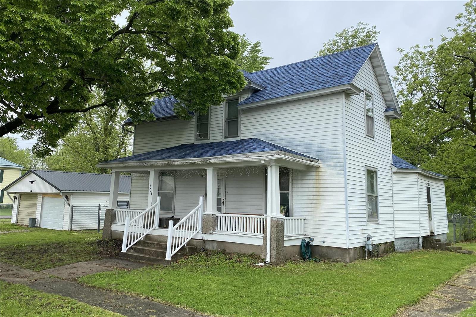 301 S Chestnut Street Property Photo - Monroe City, MO real estate listing