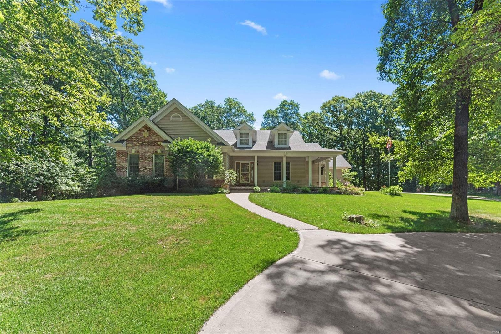 26306 Bubbling Brook Court Property Photo 1