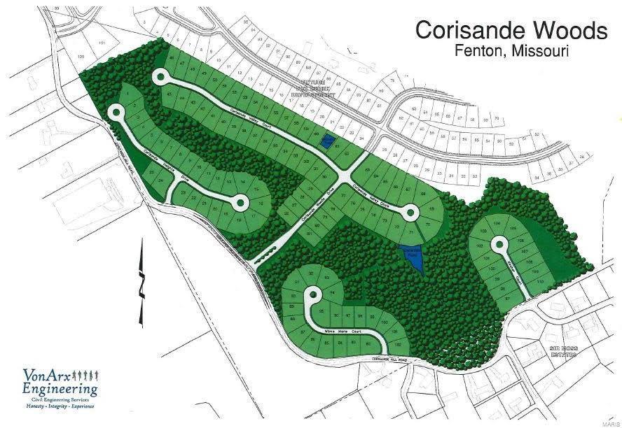 615 Corisande Hill Road Property Photo 1