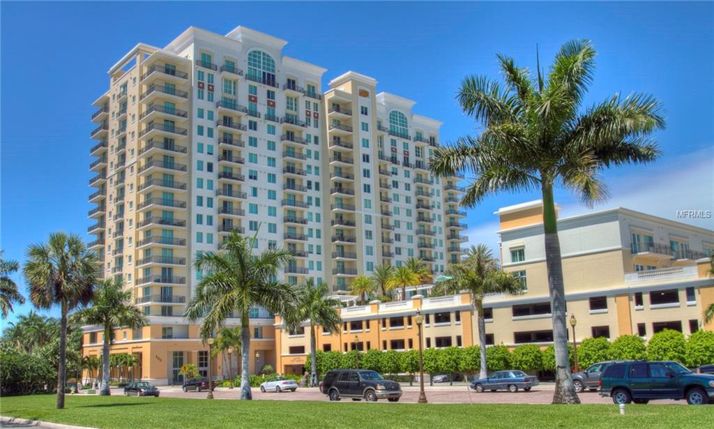 800 N TAMIAMI TRAIL #307 Property Photo - SARASOTA, FL real estate listing