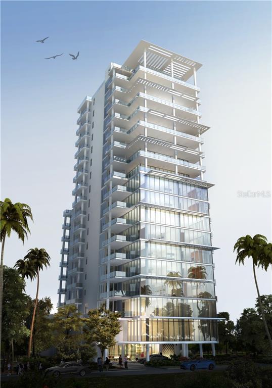 605 S GULFSTREAM AVENUE #4N, SARASOTA, FL 34236 - SARASOTA, FL real estate listing
