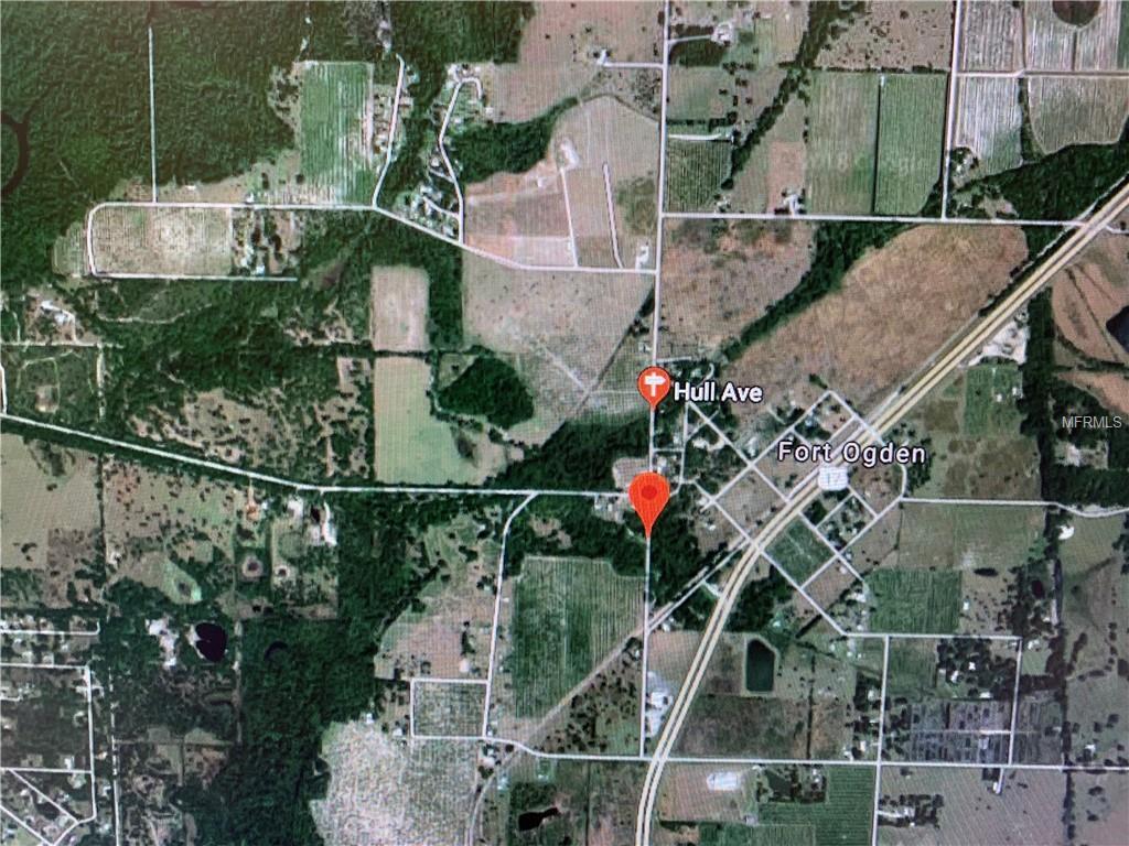 SW HULL AVENUE Property Photo - ARCADIA, FL real estate listing