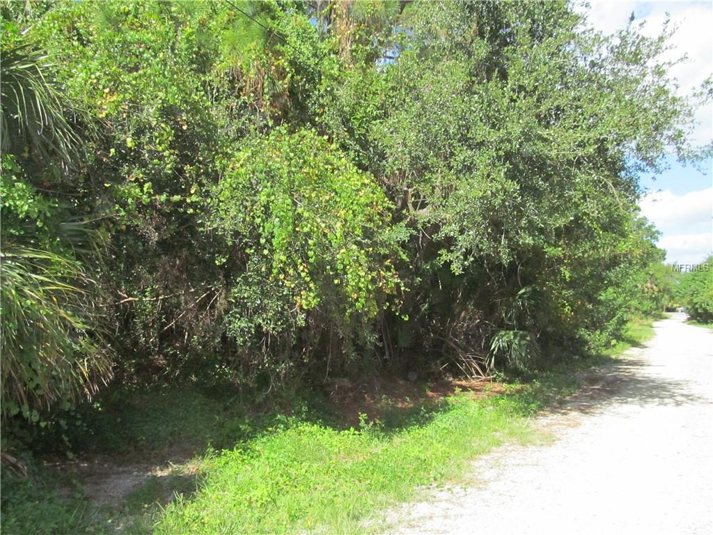 HOLLOWOOD CIR #LOT 1 Property Photo - NOKOMIS, FL real estate listing