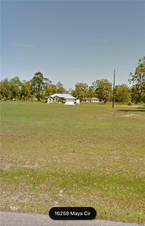16258 Maya Circle Property Photo