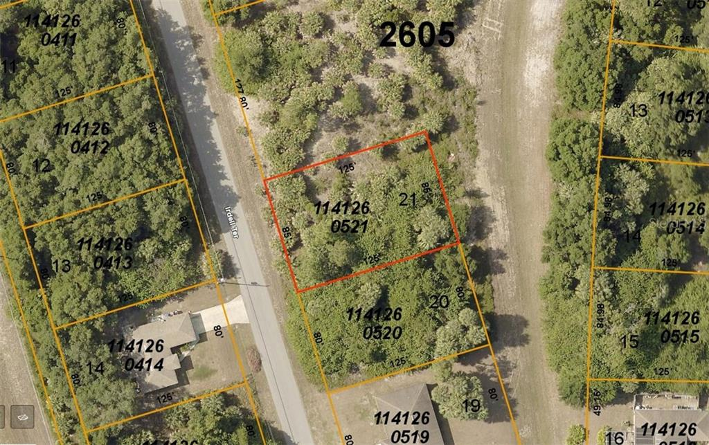 IRDELL TER Property Photo